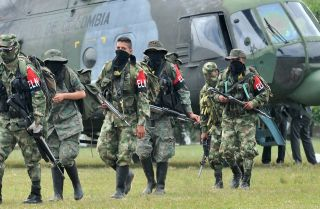 After five decades of conflict, Colombia is making peace with its rebel groups.