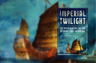 Imperial Twilight book cover