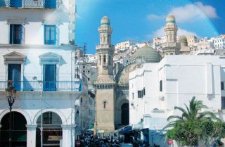 Algeria's prime minister has announced a five-year plan to solve his country's economic woes.