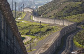 Preventing the movement of illegal drugs and undocumented workers across the U.S.-Mexico border will require more than just a wall.