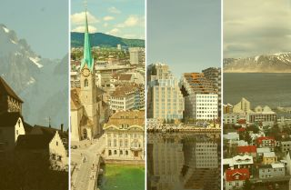 The European Free Trade Association: Norway, Switzerland, Liechtenstein and Norway