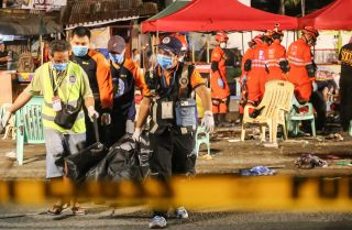 In September 2016, Abu Sayyaf, a jihadist group in the southern Philippines, bombed a market in Davao City. The attack was Abu Sayyaf's largest operation since the group declared its allegiance to the Islamic State in 2014.