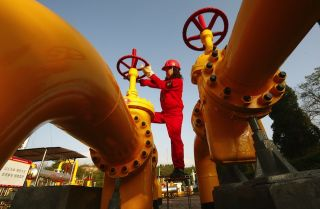 China's Efforts to Meet its Growing Natural Gas Demand