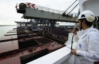 China: Transshipment Proposal Could Bolster Vale