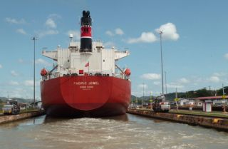 The Panama Canal's Expansion: New Options for Trade