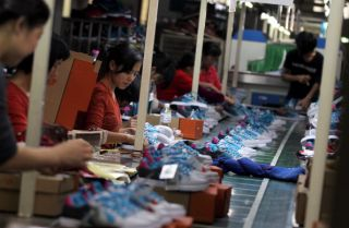 New Challenges in China's Inland Labor Market