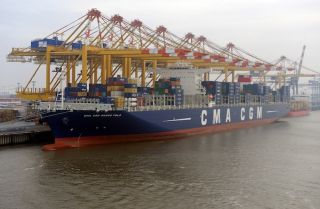 Global Shipping Contends with Oversupply Problems