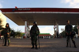 Indonesia Enacts a Controversial Fuel Subsidy Cut