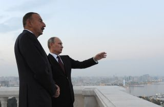 Russia and Azerbaijan Outline Energy Cooperation