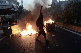 Greece: Golden Dawn and the Status of Extremist Parties