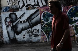 Golden Dawn's Global Ambitions