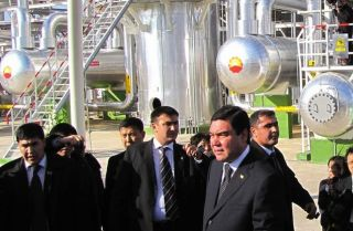 A Proposed Pipeline Lends Turkmenistan Greater Importance