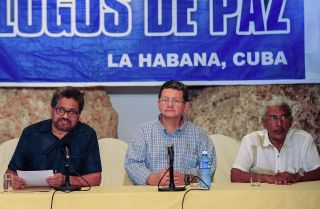 The Colombian Peace Process Will Not Guarantee Security