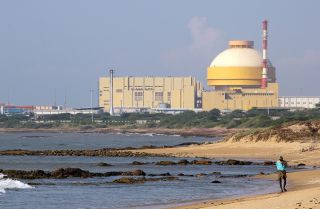 Russia's increasing involvement in India's nuclear power program includes Rosatom's building of two reactors at the Kudankulam Nuclear Power Plant.