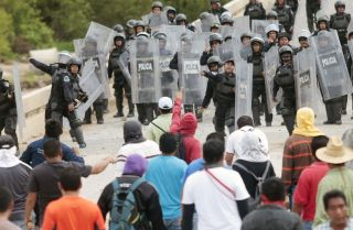 After Elections, Southern Mexico Returns to Calm