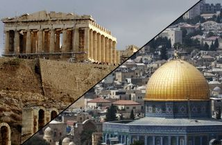Athens and Jerusalem: City of Reason, City of Faith