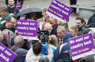The Problems a Brexit Won't Solve