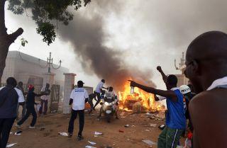 Burkina Faso Will Seek Continuity Amid Unrest