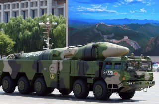A Chinese Nuclear Deterrent Aimed at the U.S.
