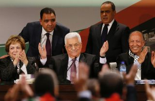 Hamas and Fatah: In Transition but No Less Divided