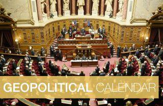 Geopolitical Calendar: Week of June 27, 2016
