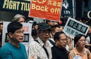 A Hong Kong Bookseller Confronts Beijing