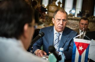 Russia Pushes to Deepen Ties in Latin America