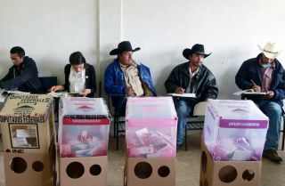 Mexico's Gubernatorial Elections Could Predict Presidency