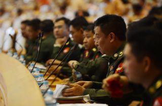 Myanmar: A Proxy President Inherits Proxy Wars