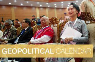 Geopolitical Calendar: Week of Aug. 29, 2016
