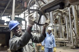 Until Nigeria can address the structural and institutional problems in its oil industry, production will remain stagnant.