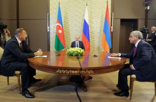 Russia's Positioning on Nagorno-Karabakh Reveals Strategy