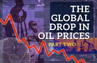 The Global Drop in Oil Prices - Part 2