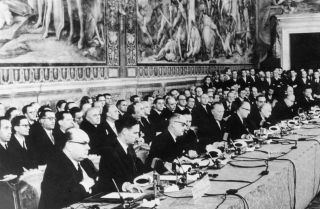 The cracks in the EU were there even when the 1957 Treaty of Rome was signed.