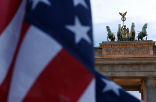 Germany Seeks A More Independent Foreign Policy