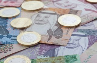 Saudi currency.
