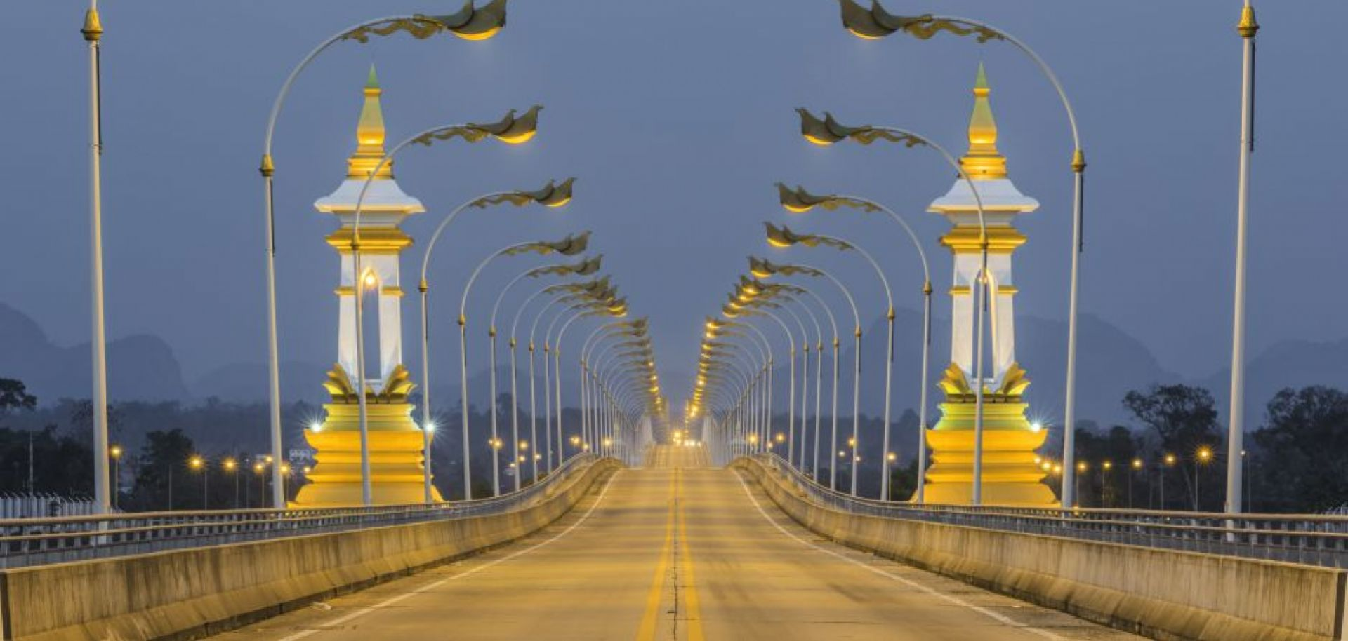 To sustain their economic growth, the members of the Association of Southeast Asian Nations must build infrastructure to bridge their divides -- a need that fits neatly with China's ambitions in the region through the Belt and Road Initiative.