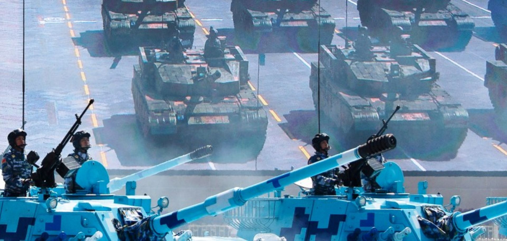 Taking a cue from the United States, China is hoping military reorganization will be the key to increasing its capabilities.