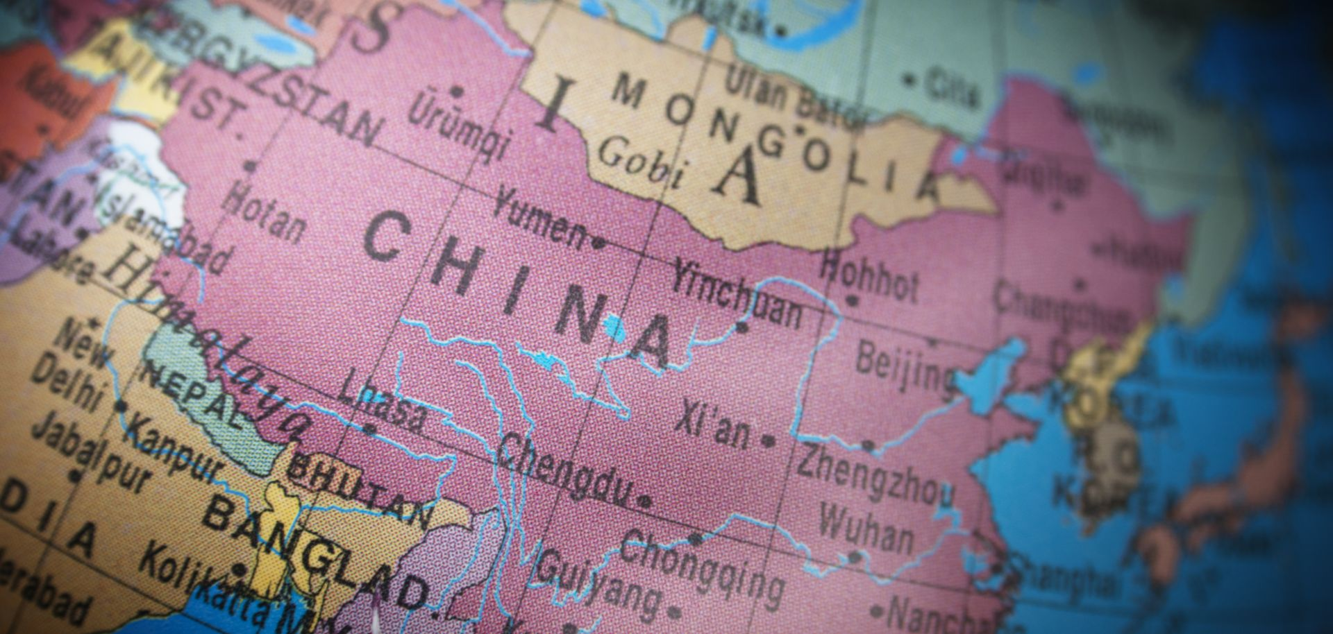The geopolitical circumstances that long struck theorists in and outside China as a hindrance are now proving to be an opportunity for the Middle Kingdom.