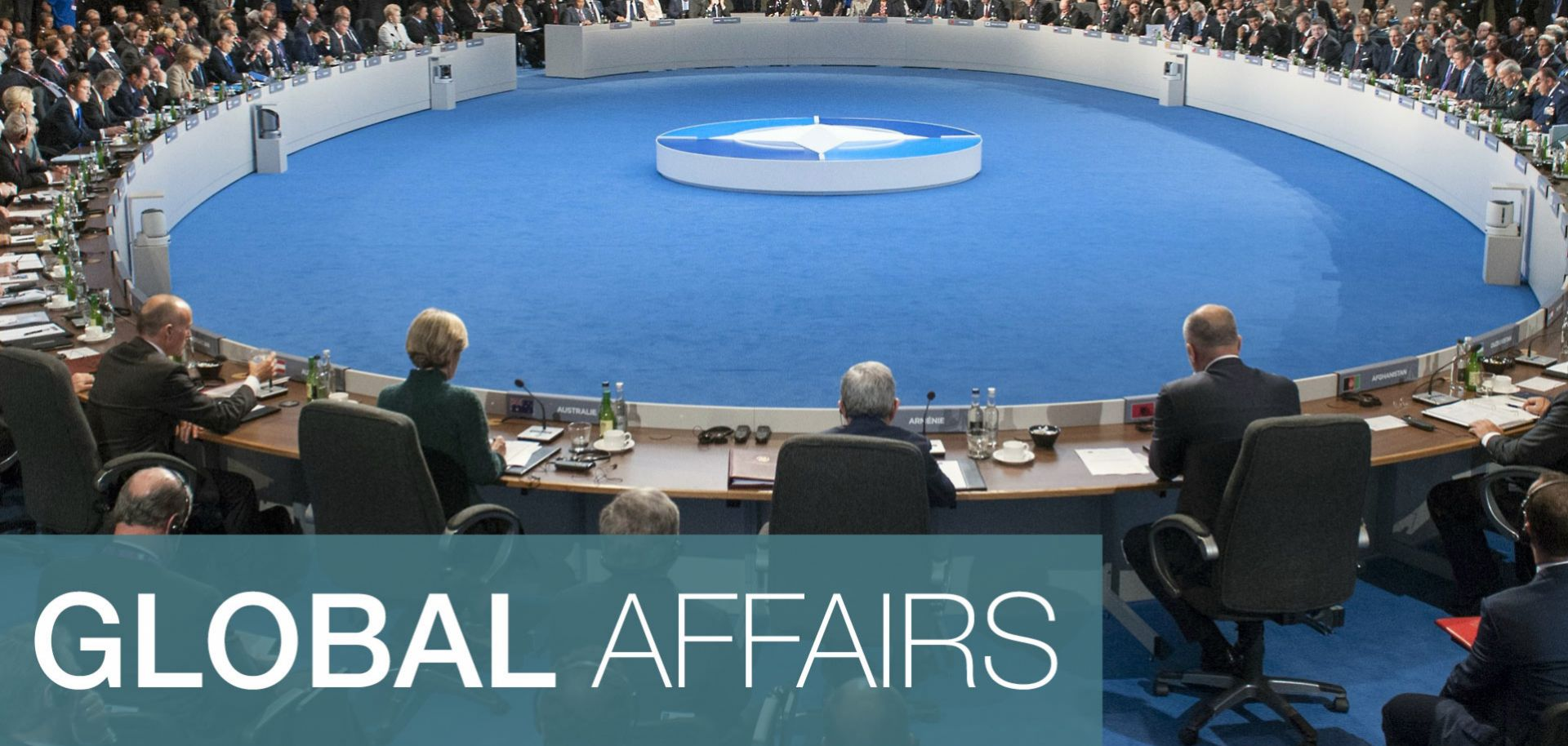 A meeting on Afghanistan during a NATO summit in South Wales.