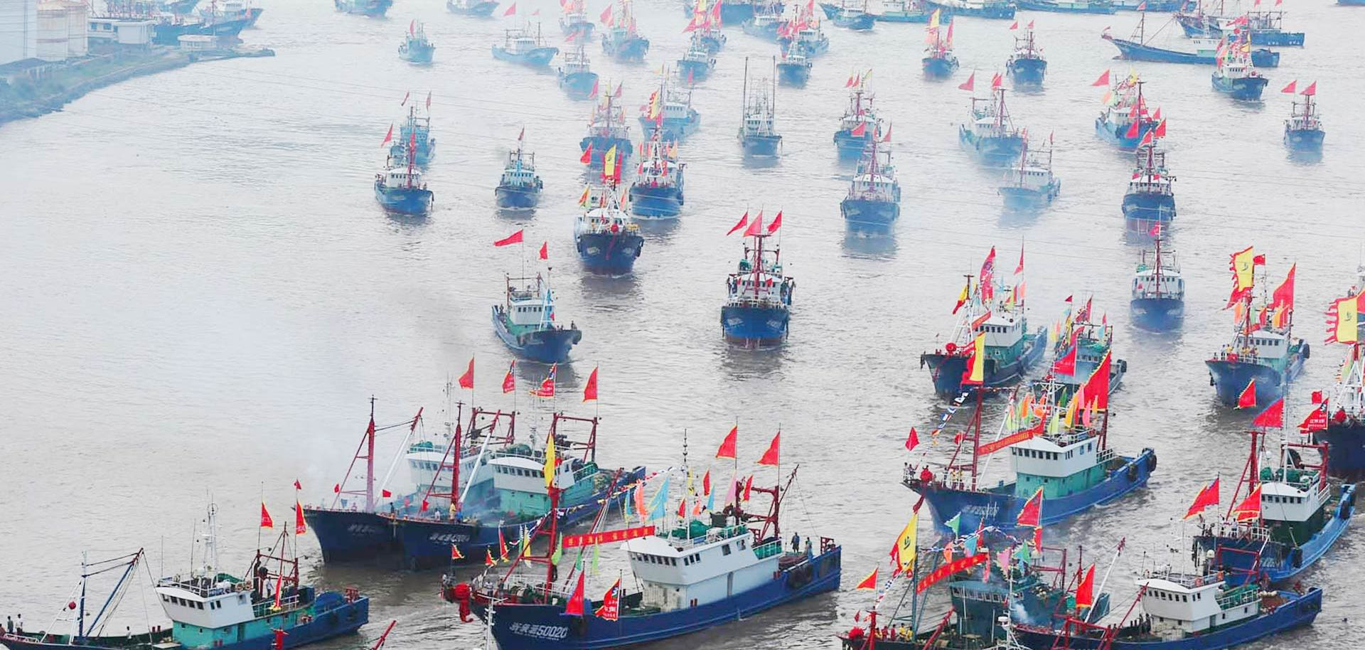 China's fishing fleet has expanded to match its growing appetite for seafood to feed its population and its export markets. Despite the region's focus on minerals and oil, fish are a more important factor in the disputes in the South China Sea.