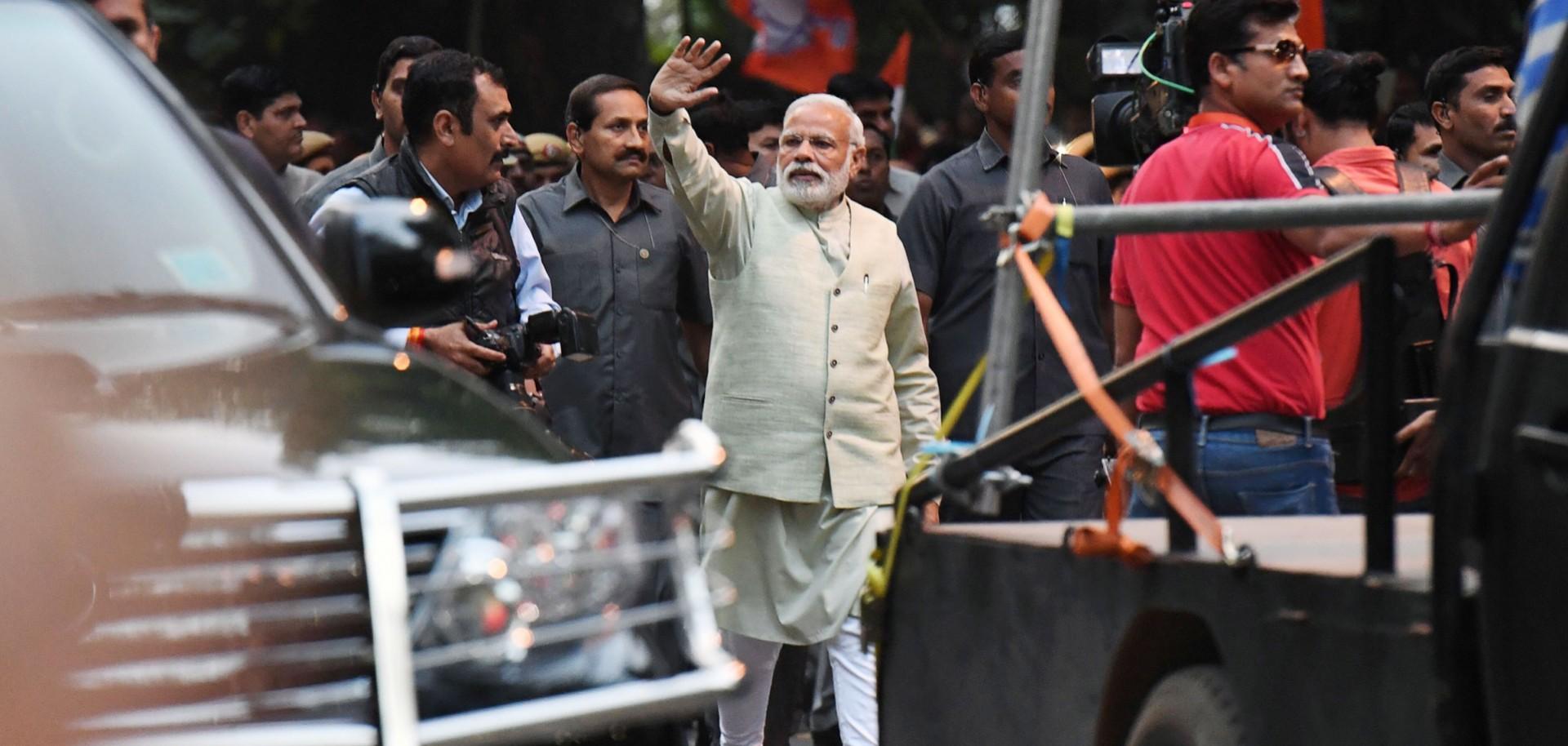 Modi's Tax Reform Push