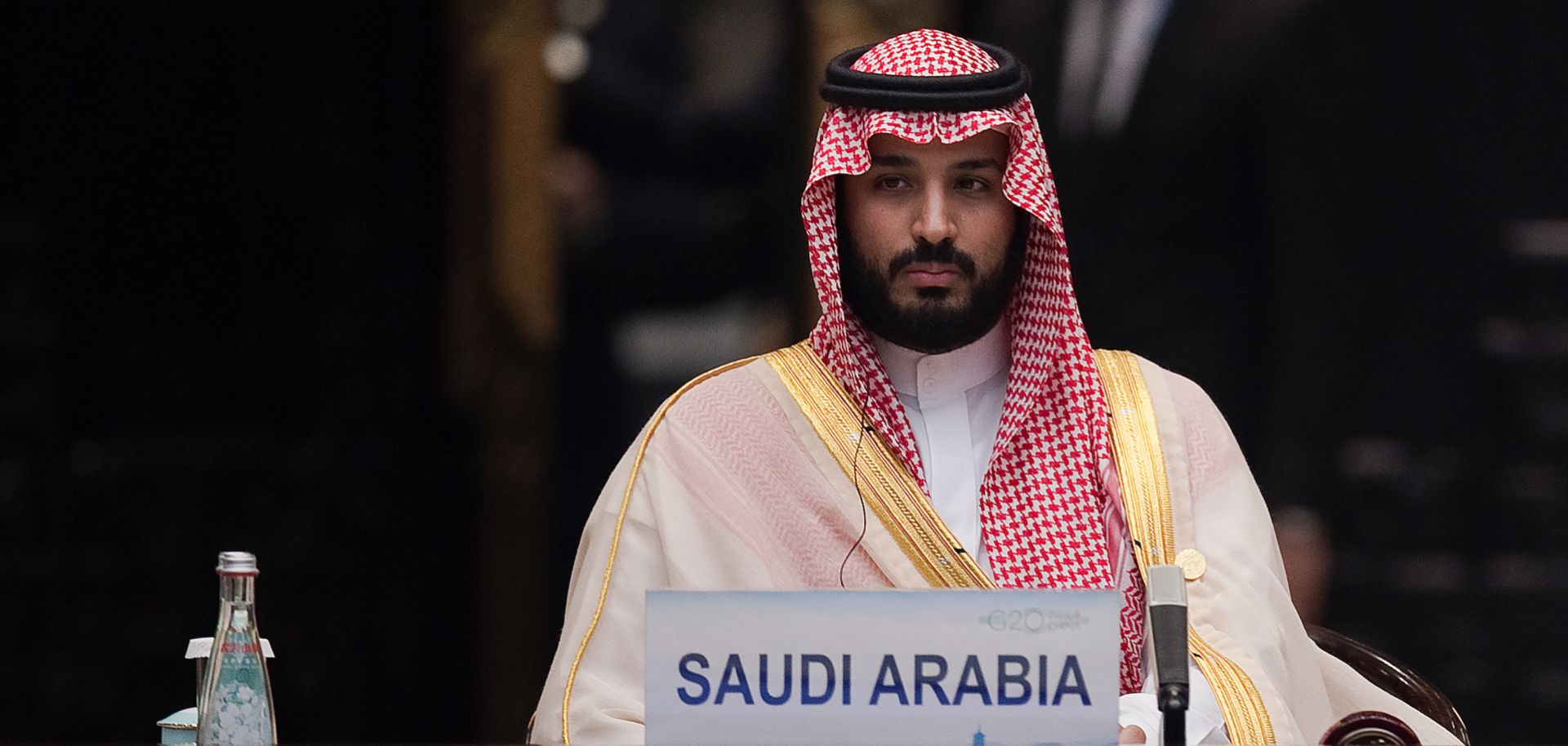"""Saudi Crown Prince Mohammed bin Salman has been called """"Mr. Everything"""" by several foreign governments. He now has a direct path to the throne."""