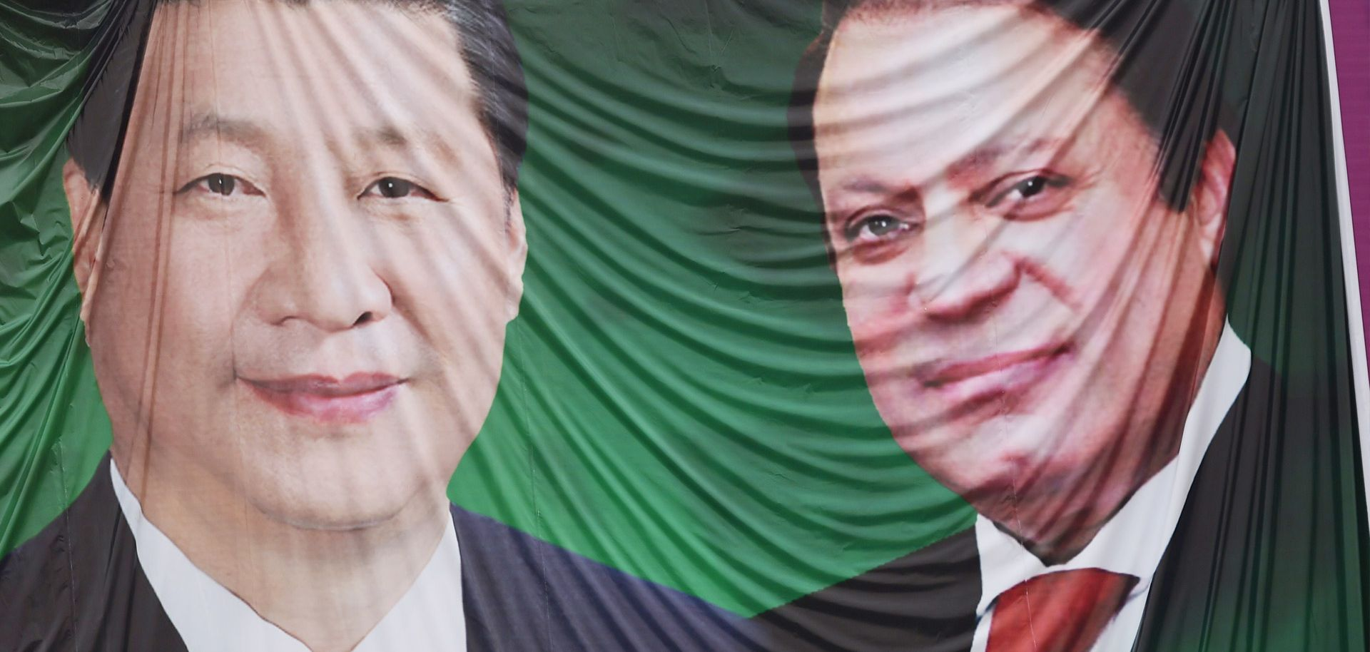 China Partnership with Pakistan