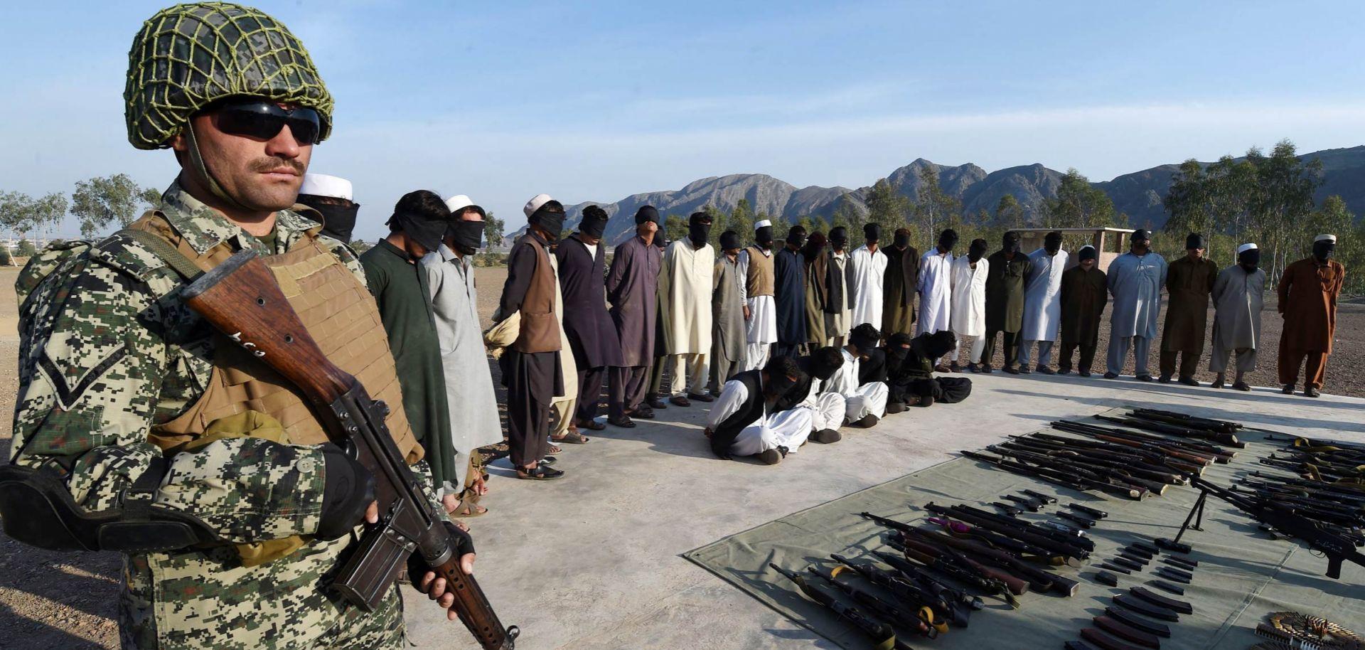 Militancy in Pakistan