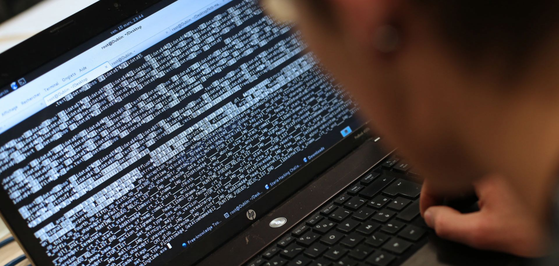 Hackers targeted a former Russian track star's personal information in a recent data breach, highlighting a new resource that the Russian government can use in striking out at dissidents.