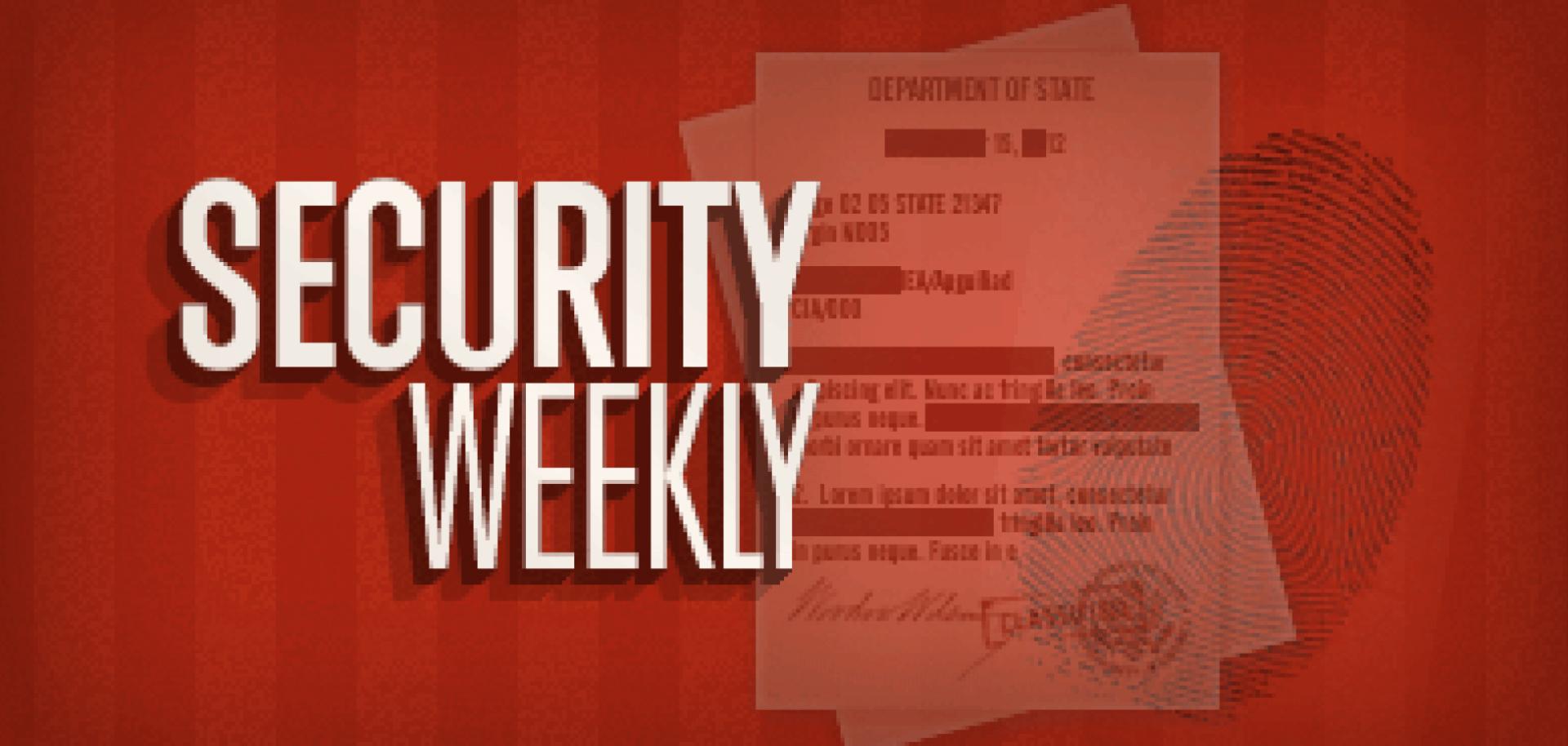 Security Weekly