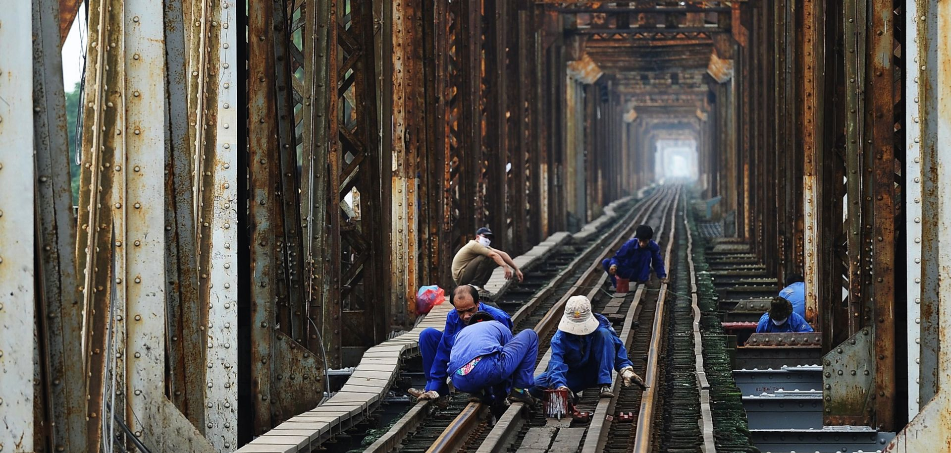 China and Japan Compete for Southeast Asia's Railways