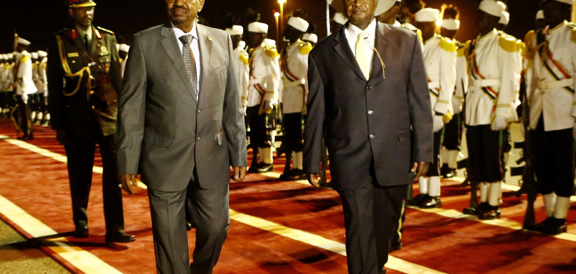 Sudan, Uganda: The End of a Rivalry