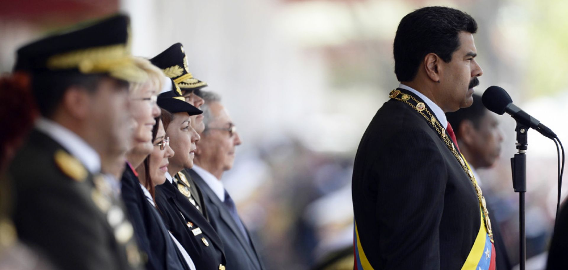 In Venezuela, the Military's Influence in Government Could Block Reforms